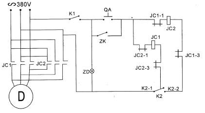 料架电器控制图